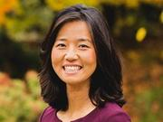 Michelle Wu is the president of the Boston City Council.