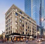 Hotel developer details renovation and expansion of landmark near <strong>Pike</strong> Place Market