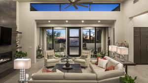 Beautiful New Construction in the Guard Gated Golf Community of Desert Highlands