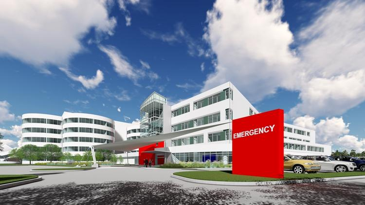 Florida Hospital Waterman Plans 70m Expansion Orlando