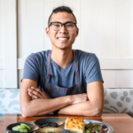 One of D.C.'s hottest young chefs facing the 'Iron Chef Gauntlet'