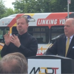 As BaltimoreLink rolls out, Hogan vows transit system will better connect city (Video)