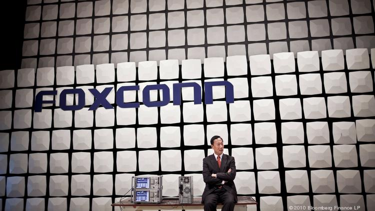 Image result for Foxconn to build $10B plant in Wisconsin