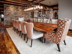 Interior designs reflect personalities, lifestyles