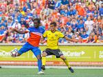 FC Cincinnati beats MLS rival in front of record crowd: PHOTOS
