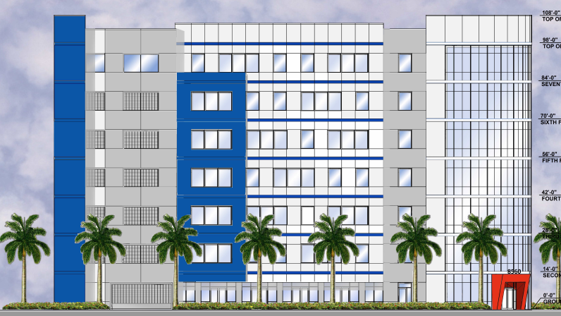 Office Building Proposed Near The Falls Mall In Miami Dade County South Florida Business Journal
