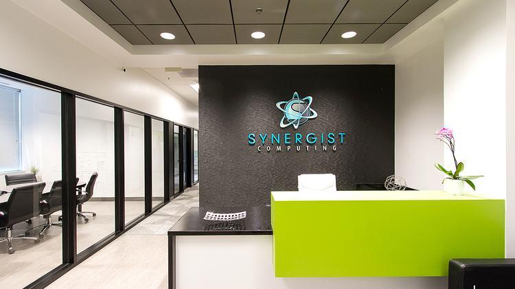 Synergist Computing Headquarters, 420 National Business Pkwy., Annapolis  Junction | Designer: Stefanie
