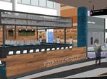 Legal Sea Foods has five restaurants at Logan. Another one is opening soon.