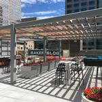 Baker Center renovation brings back the building's Art Deco charm, adds rooftop patio (Photos)