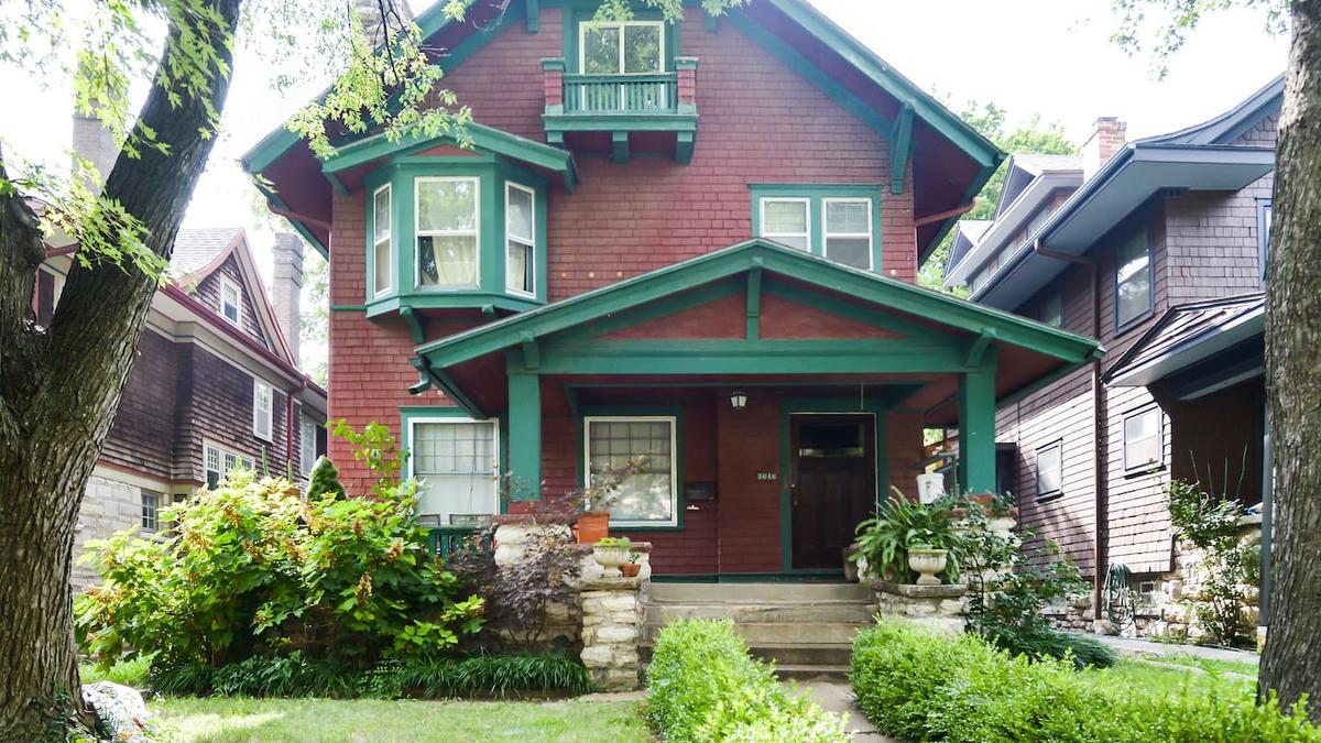 The Top 5 Most Desired Airbnb Rentals In Kansas City Photos Kansas City Business Journal