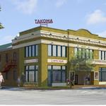 Who wants to lease a repurposed 1923 theater? The Takoma will be available soon.