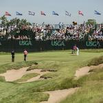 Golf world, spectators stay focused on U.S. Open pros during opening round at Erin Hills