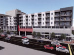 Third building of 20 Midtown gains design approval