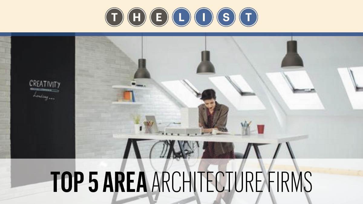 kansas city s top five architecture firms kansas city business journal