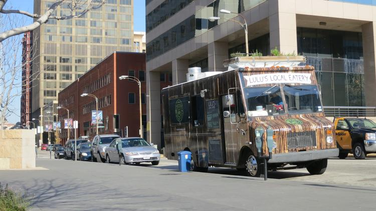 Lulu S Local Eatery Started Off As A Food Truck But It Now Has Brick