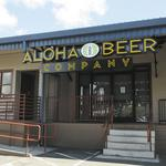 <strong>Aloha</strong> <strong>Beer</strong> <strong>Co</strong>. eyeing Kakaako space near Lex Brodies