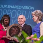 Herb Kohl, Thelma Sias honored by Greater Milwaukee Foundation: Slideshow