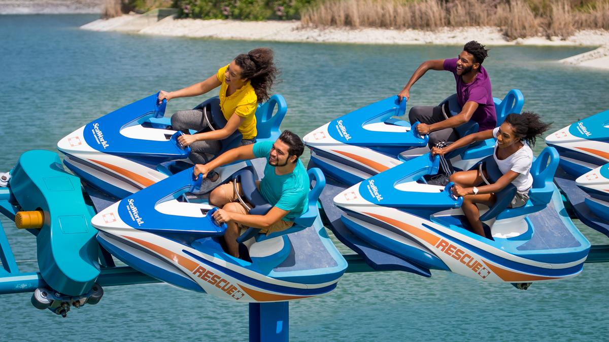 Seaworld San Antonio Sets Park Reopening Date San Antonio Business Journal