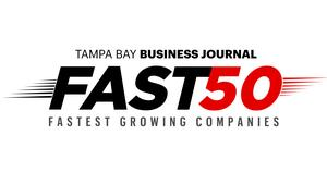 These are Tampa Bay's 50 fastest-growing companies