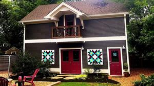 Rank: #6 Listing name: East Nashville Treetop Loft Price: $150 per night Saved: 3,117 times Bedrooms: 1