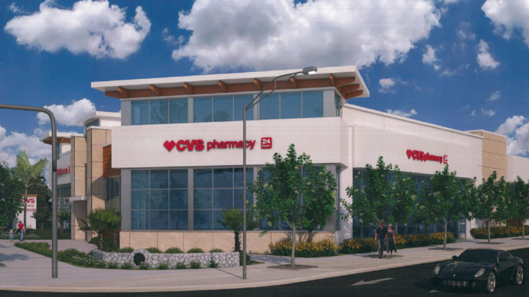cvs health plans to replace shell gas station in miami coconut grove