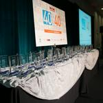 Winners celebrate at TBJ's 2017 40 Under 40 Leadership Awards (Photos)