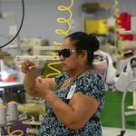 Dallas manufacturing facility that employs blind workers is in growth mode