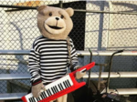 3 juveniles accused of attacking Boston's 'Keytar Bear'