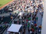 Fans celebrate Albuquerque Isotopes becoming the Green Chile Cheeseburgers (slideshow)