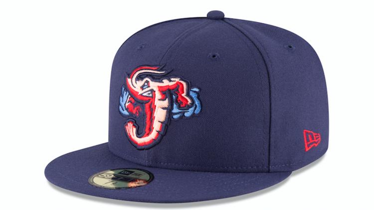 Jumbo Shrimp in Final Four for Best MiLB Cap Logo - Jacksonville ... 1d4bc6b5a6f3