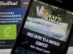 Mass. moves to classify fantasy sports as 'online gaming' — and DraftKings isn't happy