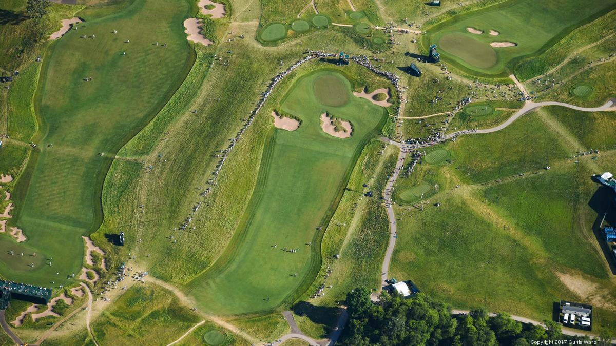 USGA officials thrilled about experience at US Open in Erin