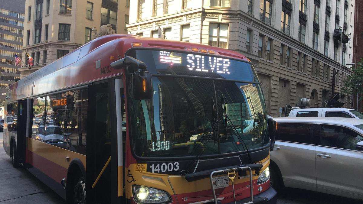 Mta Adding Gps Tracking Mobile Ticketing To Baltimore Bus