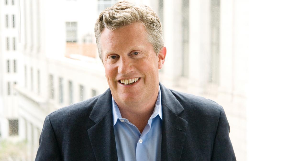 Andrew Clurman evolved from reporter to entrepreneur ...