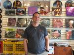 How a San Marco business owner is selling vinyl in the digital age