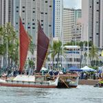 Polynesian Voyaging Society expects to raise more than $1M following Hokulea return