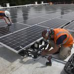 Despite SolarWorld's near collapse, Oregon's solar industry booms