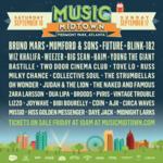 Bruno Mars, Mumford & Sons, Future, Blink 182 to headline Music Midtown 2017