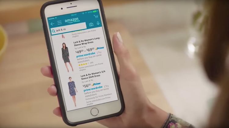 7f827d7760c6 Amazon unveils try-before-you-buy Prime Wardrobe clothing service (Video)