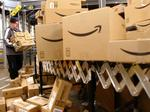 Woburn-based Amazon contractor sued over OT payments to drivers