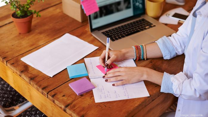 10 reasons to start each day with a written plan