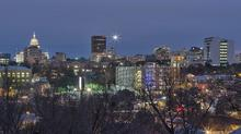 Panoramic Downtown Austin Views on Castle Hill