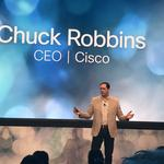 Cisco unveils a network that learns, launching what CEO <strong>Robbins</strong> calls 'a new era'