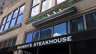 What's your favorite downtown Minneapolis restaurant for business lunches?