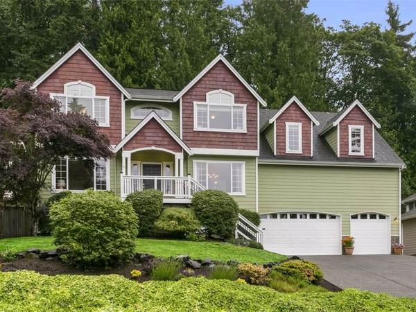 Home of the Day: Sammamish Residence