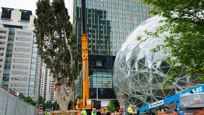 CNBC: N.C. at No. 1 in Amazon HQ2 derby
