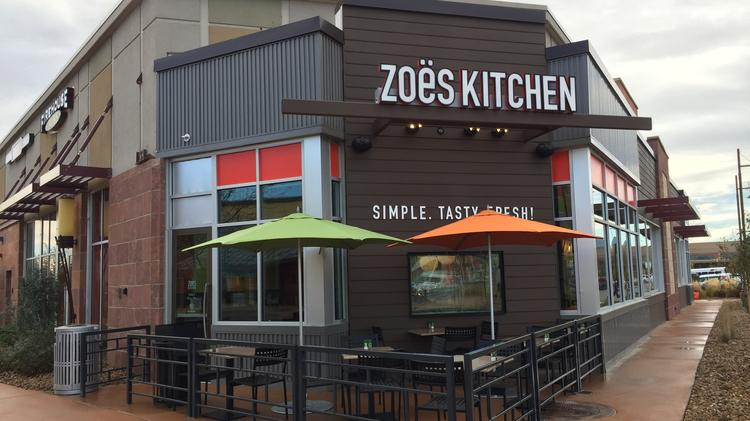 a zoes kitchen location in boulder cava group will have the job of integrating the - Zoes Kitchen Locations