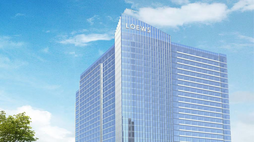 Loews Joins Venture Developing Kc Convention Hotel Kansas City Business Journal