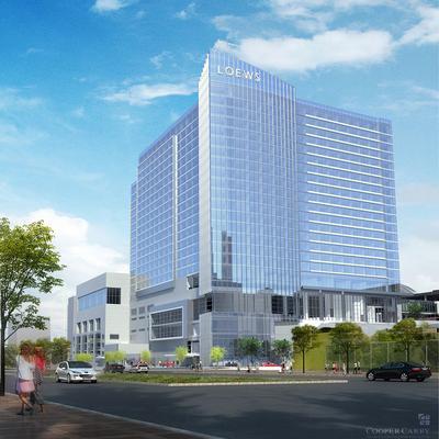 2017 top real estate deals loews convention center hotel kansas