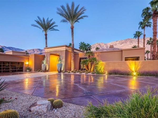 Home of the Day: Palm Springs Luxury Estate